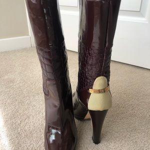 Roberto Cavalli boots.